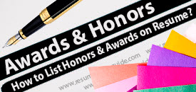 awards-honors_resume_sections