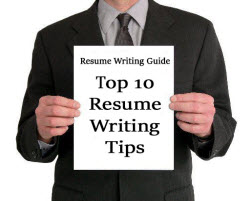 Top Ten Resume Writing Services Your Homework Help Research